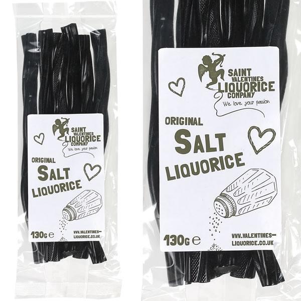 salt liquorice 130g