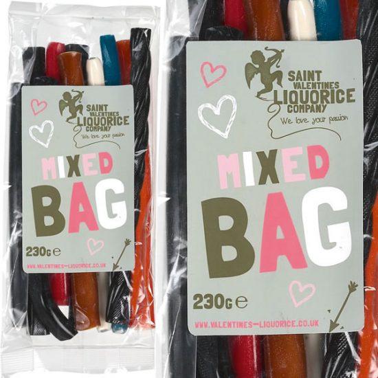 Liquorice & Candy mixed bag
