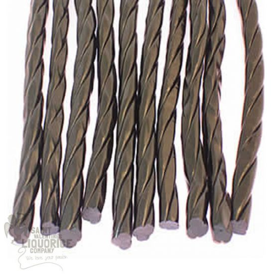 Ten of the Best liquorice twists www.liquoricestore.com
