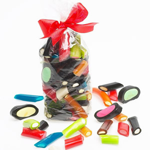 A Fabulous treat combining your favourite Liquorice and Candies.